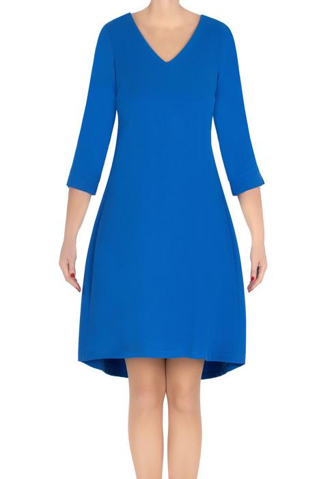 Elegancka sukienka damska Elwira chabrowa 3223