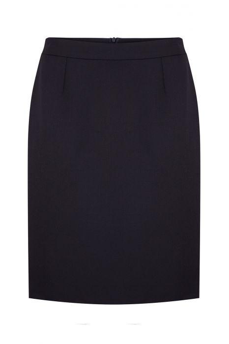 Spódnica klasyczna Nicole czarna